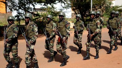 """""""Malinees leger executeerde 12 burgers op markt"""""""