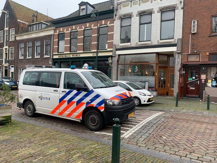 Bij de politie kwam woensdag aan het einde van de ochtend een melding binnen over een overval bij het advocatenkantoor.