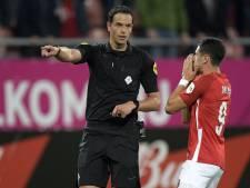 Scheidsrechter wilde statement maken met staken FC Utrecht - RKC: 'Je moet een keer streep trekken'