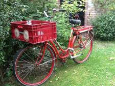 Gewoon blijven trappen op mijn oude fiets