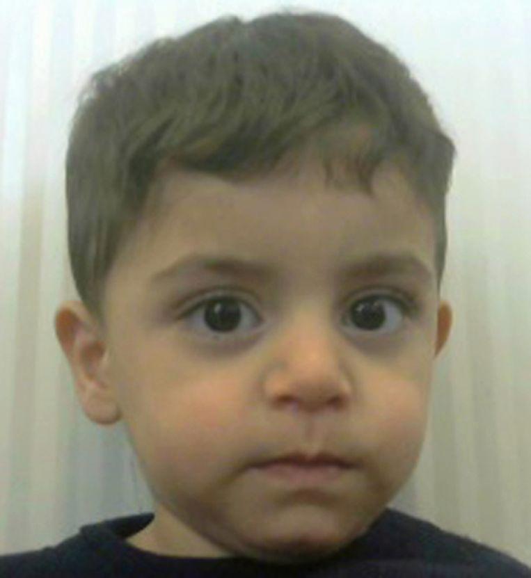 Ahmad kwam op 20 juni aan op de luchthaven van Zaventem. Beeld Repro