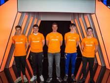 Nederlands Rocket League-team gaat voor Olympisch succes