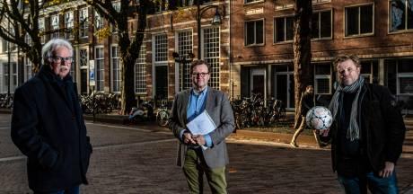 Apeldoorn en Utrecht melden zich naast Deventer in strijd om voetbalmuseum