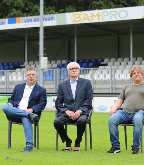 Voetbalvereniging Drechtstreek bestaat 75 jaar: 'Een écht gezellige familieclub, ondanks de enorme groei'
