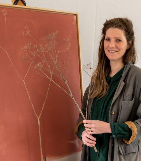 Maartje (40) droomde vroeger van tekenen voor bladen, nu wordt van haar tekeningen beddengoed gemaakt