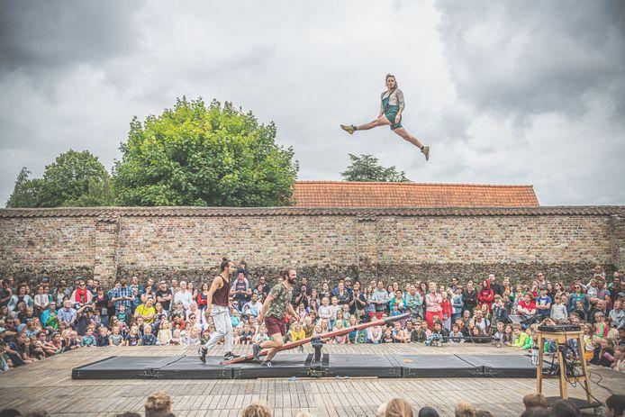 Le cirque va s'inviter au cœur des quartiers de Charleroi