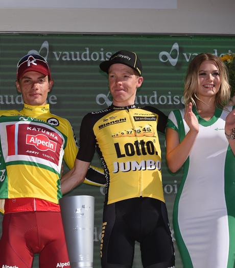 Tevreden Kruijswijk: Nu uitrusten en op naar de Vuelta