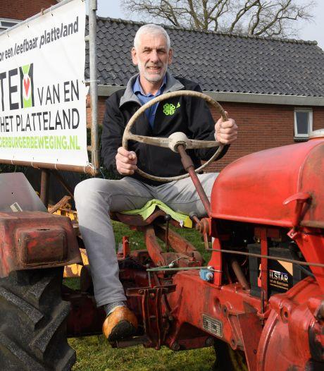 Jan Brok uit Enter (BoerBurgerBeweging) wil een minister van Platteland: 'De overheid lijkt wel verrot'
