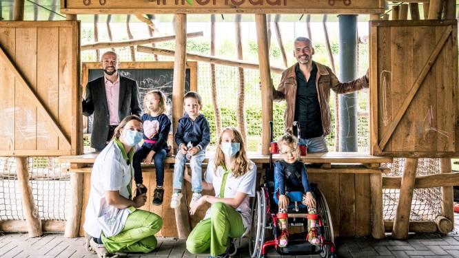 """Ring TV-nieuwsanker en verzekeraar lopen marathon voor revalidatieziekenhuis: """"Steun ons en help de kinderen van Inkendaal mee aan nieuwe speelplaats"""""""
