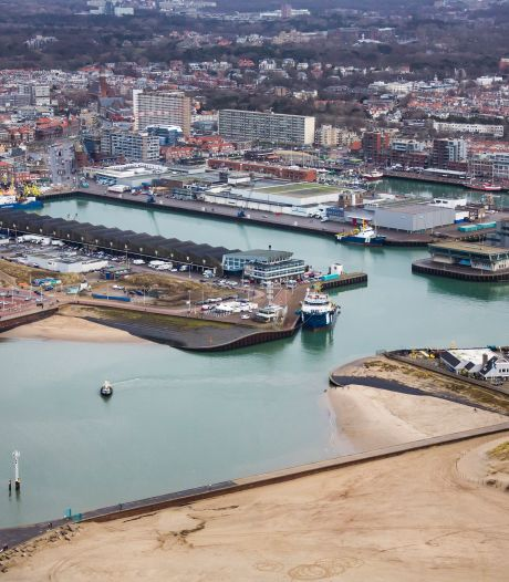 Experimenteel afvalfilter Scheveningse haven zo vaak vernield dat niet bekend is of het goed werkt