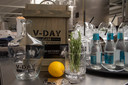 De nieuwe V-Day Gin.