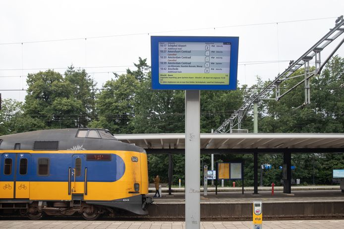 Tussen Zutphen en Dieren rijden er tussen elf en twaalf uur donderdagochtend geen treinen.