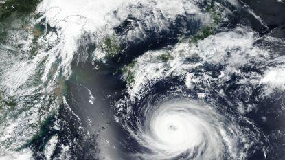 Astronaut tweet spectaculair beeld van tyfoon Soulik vanuit de ruimte