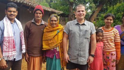 """Familie vreest voor leven Kristof, die vast zit in midden van jungle India: """"Dringend diplomatieke tussenkomst nodig om hem in New Dehli te krijgen voor repatriëringsvlucht"""""""