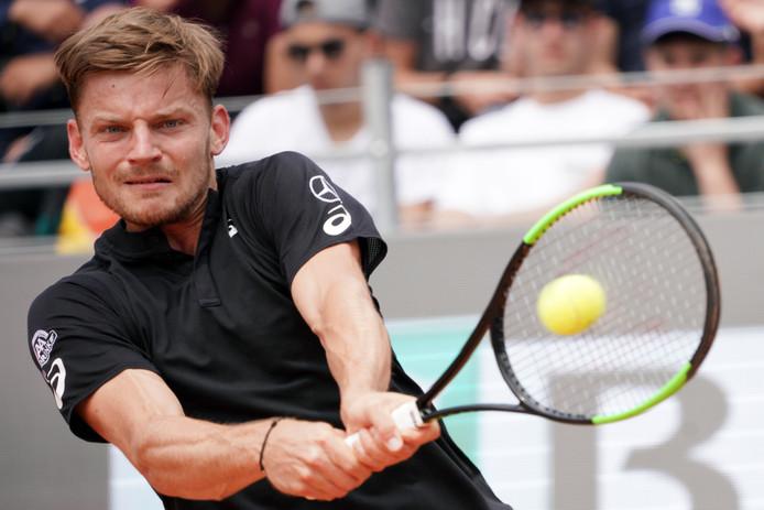 Eliminé dès le deuxième tour à Rome, David Goffin chute encore de sept places au classement ATP.