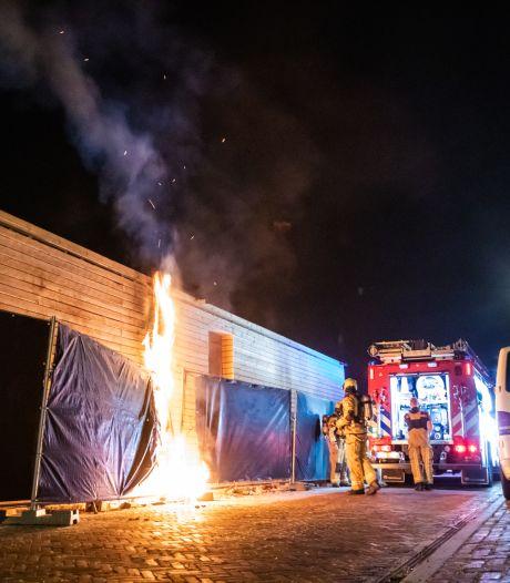 Politie onderzoekt brandstichting Hotel Centraal in Leidschendam