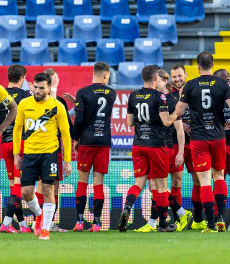 Samenvatting   NAC Breda - Excelsior