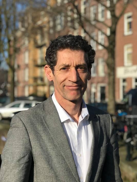 Teus Eenkhoorn, per 1 juni 2018 de nieuwe directeur van Nederlands Openluchtmuseum in Arnhem, opvolger van Willem Bijleveld.