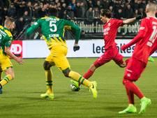 ADO blijft laatste ondanks punt tegen FC Twente