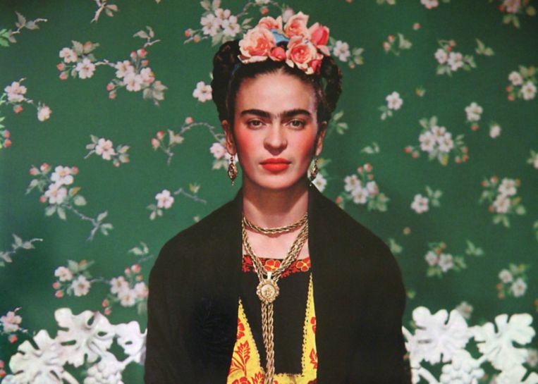 Frida Kahlo Beeld Bruno Press
