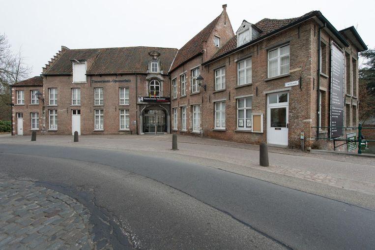 Het Timmermans-Opsomerhuis.