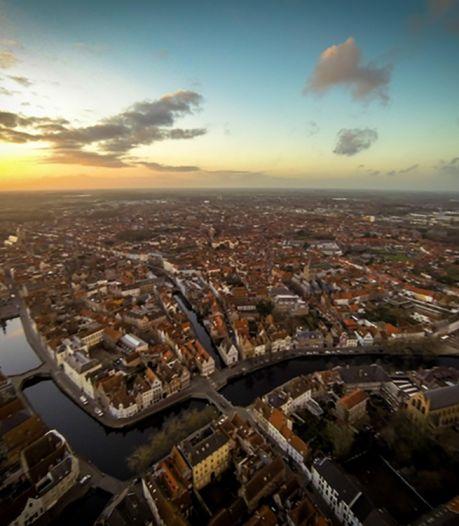"""Brugge wordt volledig nagemaakt in 3D: """"Zo kunnen we een beter beeld krijgen van files of sluipverkeer"""""""