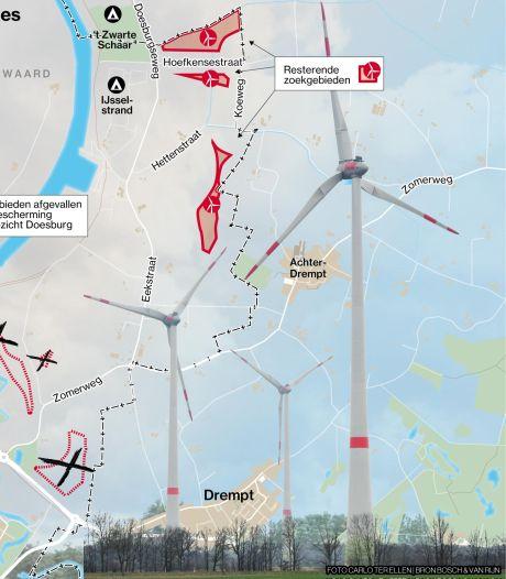 Bewoners voelen zich overvallen door Doesburgs windmolenplan: 'Dit is niet chic'
