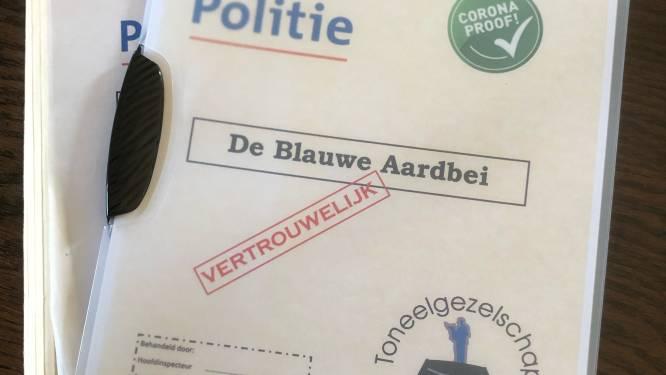 """Tinello organiseert theaterwandeling: los mee de moordzaak """"De Blauwe Aardbei"""" op"""