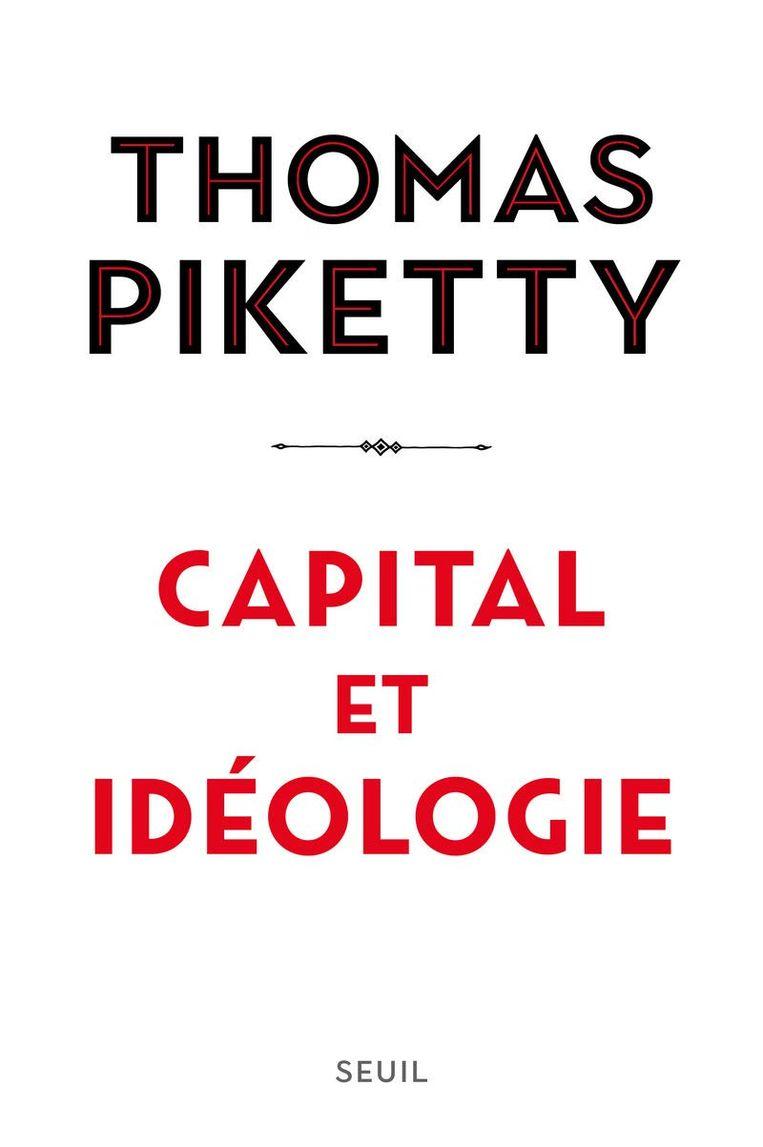 Thomas Piketty: Capital et idéologie Beeld Seuil