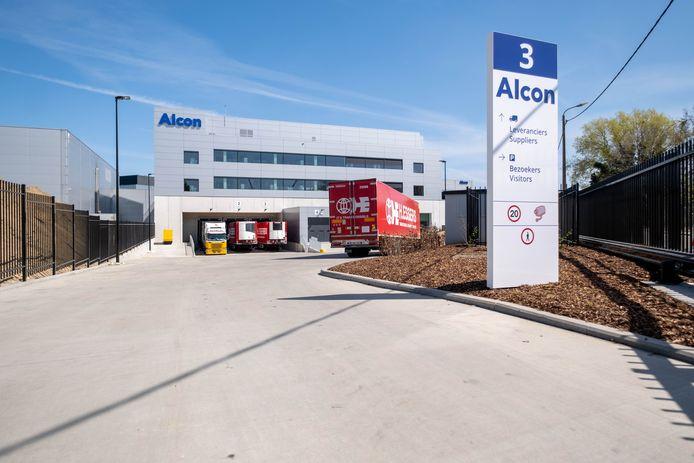 Het medische bedrijf Alcon investeerde maar liefst 11 miljoen euro in een nieuw hoofdgebouw voor de site in Puurs-Sint-Amands.