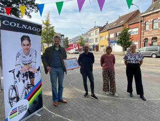 """Stad roept op voor WK wielrennen: """"Doe zoals Walem en hang zoveel mogelijk vlaggen uit!"""""""