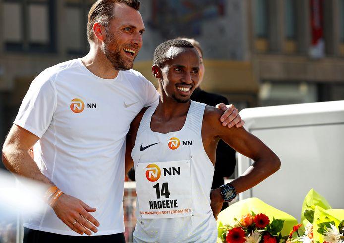 Remco Barbier krijgt de leiding over de organisatie van de NN Marathon Rotterdam.
