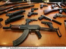 Un trafic d'armes démantelé par la police fédérale