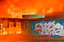 Brand in Luyksgestel.