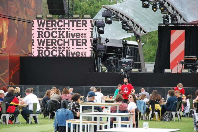 Donderdag 1 juli start Werchter Parklife.