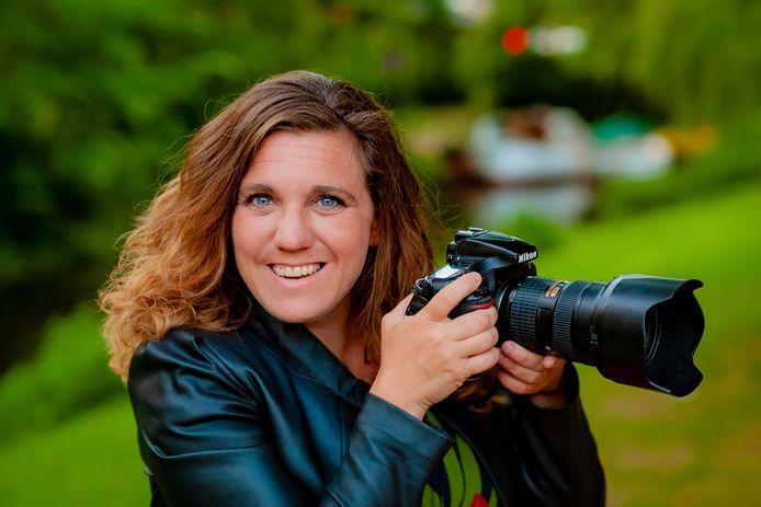 Fotografe en initiatiefneemster Daniella van Bergen.
