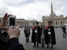 Le conclave ne devrait pas excéder quatre jours