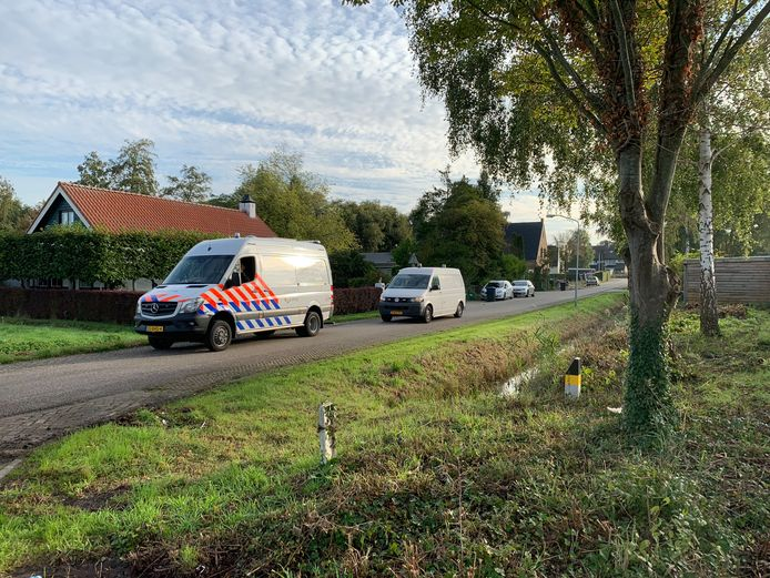 Aanhouding Steenbergen zaak Johan van der Heyden.