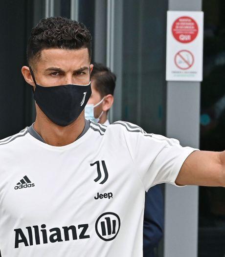 Cristiano Ronaldo accueilli chaleureusement à Turin, un transfert totalement écarté?