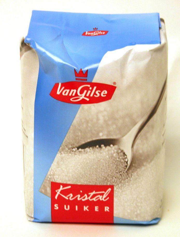 Pak kristalsuiker van Van Gilse.