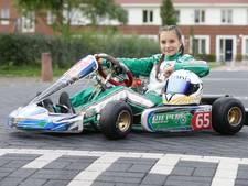 Kartkampioen Esmee (12) verslaat bijna alle jongens