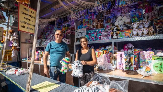 Echtpaar moest 'elk potje leegtrekken', maar staat weer op kermis in Oldenzaal: 'Kermisvolk is overlevingsvolk'
