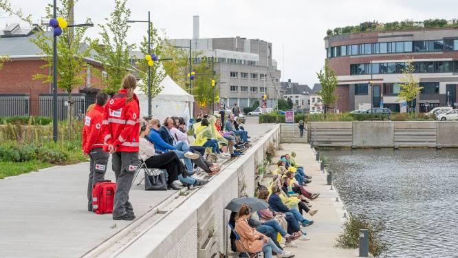 Luistervoorstelling op Stadsoevers: een fraaie, niet alledaagse theaterbelevenis