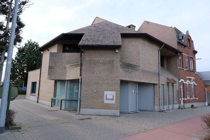 Het ING-kantoor in Elewijt sloot recent de deuren.