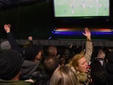 Als Willem II in Amsterdam scoort, ontploft de volle tribune in eigen stadion. 'Dit gaan we vieren'