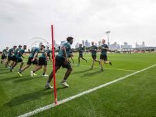 Ajax in Qatar: partijspelen, lichte klachten en wachten op Babel