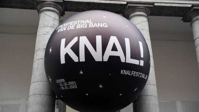 """Leuven laat Big Bang-theorie opnieuw knallen met vernieuwend festivalprogramma: """"Verwondering voor het ontstaan van de kosmos"""""""