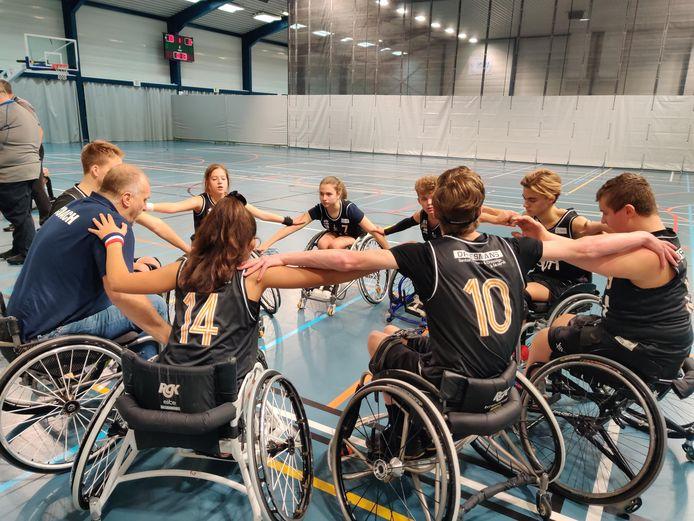 Leuven telt momenteel twintig G-sportclubs.