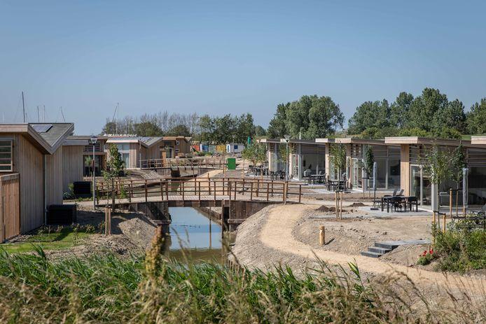 Water Village in Kamperland, het eerste gasloze vakantiepark van Roompot.