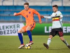Jong Oranje in groep met Portugal voor EK-kwalificatie 2021